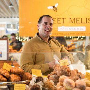 Sweet Melissa At Stockton Market